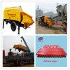 Pompe concrète diesel de fabrication de la Chine pour le pompage