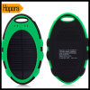 Banco impermeável de 5000mAh Solar Panel Mobile Cell Phone Charger Power