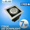 El LED aventuró las luces 7W (proyector 7x1w del LED)