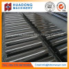 Stahlrollen-Leerlauf für Massenmaterial-Bandförderer