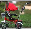 360度の回転シートの赤ん坊の三輪車かTrycycle