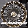 Цветастый Aftermarket F21147 15 дюймов оправа колеса 17 дюймов