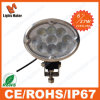 Goede Price 12V LED Truck Headlight 27W LED Auto Light, Waterproof LED Car Driving Light Motorcycle met Ce 30/60 Degree