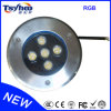 5W Garten Lights Buried 6000k Outdoor LED Floor Light