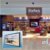 Экран Multi-Экрана соединяя, рекламируя LG 55 ''
