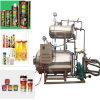 Sterilizzatore di sterilizzazione della macchina/vapore dell'alimento automatico dell'acciaio inossidabile