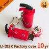 Vara Shaped feita sob encomenda da memória do USB do PVC do extintor de fogo (YT-FE)