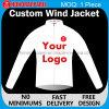 Rivestimento generale del vento della stampa del Windbreaker UV leggero eccellente su ordinazione di Prection