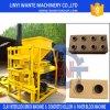 Machine de fabrication de brique de verrouillage d'argile complètement automatique de matériau de construction