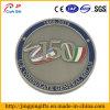 Изготовленный на заказ монетка возможности логоса металла