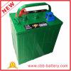 Batterie noyée par cycle profond de Cbb 6V 225ah pour le chariot de golf