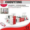 Automatischer Supermarkt-Rollen-Beutel-flacher gerollter Beutel, der Maschine herstellt