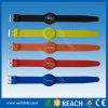 Braceletes originais do silicone de Hitag 1 do controle de acesso do projeto do preço maioria