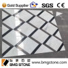Flooring를 위한 Beautifull Oriental White Marble Waterjet Pattern