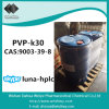 La Chine CAS : 9003-39-8 Pvp/polyvinylpyrrolidone hydrophile et d'onctuosité