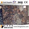 Building Decorationのための石造りのMaterialバルト諸国ブラウンGranite