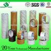 21 Años Fabricante Sin impresión y diseño de BOPP cinta adhesiva lacre del cartón