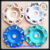 180mm Diamond Cup Wheel pour Concrete et Floor