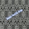 衣服のアクセサリポリエステルファブリック刺繍のレースファブリック