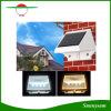 Lámpara montada en la pared ligera up-Stair accionada solar de la yarda de la cerca del jardín de la iluminación del camino al aire libre del producto 4 LED