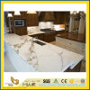 Italy Calaccata White Marble Kitchen Countertop