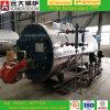 petróleo da série de Wns do preço de fábrica 3ton/caldeiras de vapor despedidas gás
