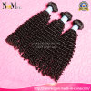 化学薬品の自由な人間の毛髪のバージンのインドの毛の織り方