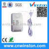 Leistung Source Wechselstrom Consumption 1.7W Gas Alarm Detector mit CER