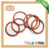 Joint circulaire coloré doucement standard de silicone