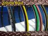 Neumático a todo color Zht001 del neumático de la cabeza del color del neumático de Gumwall del neumático del color del neumático de la bicicleta/de la bicicleta