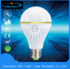熱いAmazing LED Bulb E27 Aluminum +Plastic Body 5With7W LED Bulb