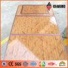 3 Schichten beschichtete des Bauholz-Blick-4*8 Fuss-zusammengesetzte Aluminiumpanel-