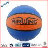 Commerci all'ingrosso di gomma arancioni blu di pallacanestro
