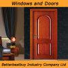 Porte personnalisée en bois solide de taille