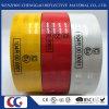 Alta cinta adhesiva reflectante fluorescente con la misma calidad que los 3m para los carros