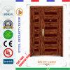 CIQ Soncapの古い木製カラーMordenの鋼鉄機密保護のドア(BN-ST168Z)