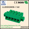 Connettore Pluggable dei blocchetti terminali Ll2edgskm-7.62