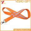 Venta caliente de poliéster cuerda de seguridad con serigrafía (YB-LY-LY-15)