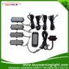 Haute énergie DEL Hide un Way Emergency Strobe Lights (LTE2-281-4)
