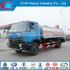 China hizo el carro del depósito de gasolina de aceite de 4X2 15cbm Dongfeng