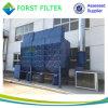 Macchina del collettore di polveri Venturi di Forst