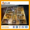 Het Model van de eenheid/de ModelVervaardiging van de Flat/Al Soort Tekens/de Modellen van de Flat en van de Villa/de Modellen van de Tentoonstelling