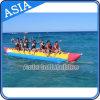 4-10 Personen-aufblasbares Bananen-Boot für Wasser-aufregende Spiele