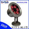 Indicatore luminoso subacqueo LED del raggruppamento approvato del CE