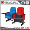 직물에 의하여 덮개를 씌우는 철회 가능한 강당 시트 극장 의자 (NS-WH208A 의 B)