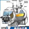 Tipo horizontal caldera de presión de la combustión interna 1.0MPa con las piezas del estándar de ASME