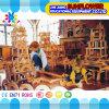 O Desktop de madeira das crianças brinca o enigma de madeira dos blocos de apartamentos desenvolventes dos brinquedos (XYH-JM008)