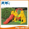 Крытое Rabbit Children Plastic Slide и Swing для Kindergarten
