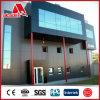 El panel de emparedado compuesto de aluminio de la pared del laminado incombustible al aire libre de la decoración
