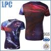 3D T-shirt van uitstekende kwaliteit van de Held van de Sublimatie de Super